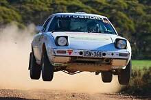 1979 Mazda RX7 Rally Car Hove Holdfast Bay Preview