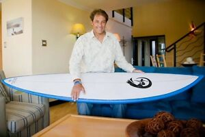 Shaun Tomson Surfboard(s) Ltd #'s Historically Perfect Replica Burleigh Heads Gold Coast South Preview