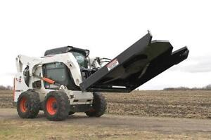 New Erskine Skid Steer Equipment Lot! Tree Shears,Puller,Earth Auger and More! Inventory Clear Out! Shipping Available