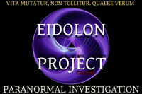 RED DEER PARANORMAL INVESTIGATION - EIDOLON PROJECT