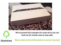 free iPad Air for sale unwanted Christmas present -- Read the ad before replying!!!
