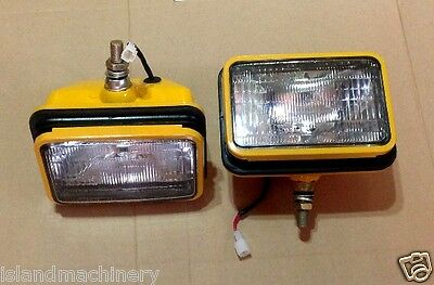 Komatsu Work Lamp For Excavators.pc60-6pc90-1pc100-5pc120-5pc150-5pc200-5p