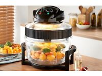 *** Reduced 8888817L Multi-Function Air Fryer Oven with Extender Ring and Timer
