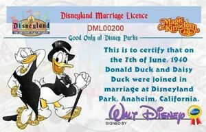 Donald and daisy duck married - photo#43