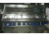 Chip shop frying range frank ford