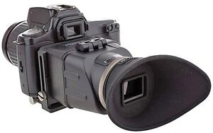 Swivi V3 DSLR viewfinder loupe for video (Sony, canon, BMCC,etc)