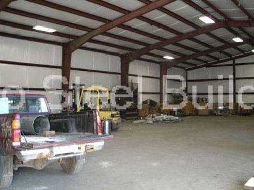 Durobeam steel 40x50x12 metal building kit prefab garage for 40x40 garage kit