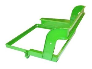 New-USA-Made-John-Deere-Tractor-Seat-Frame-Assembly-JDS379ASY-fits-M-MT-MC-MI