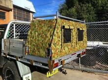 "I'll ""BEAT Any Written Quote""All Custom Made ute dog hunting cages Camden Camden Area Preview"