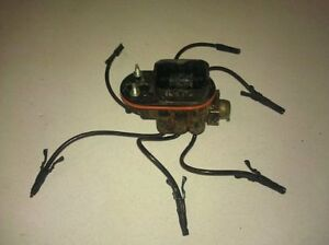 4.3 Vortec Spider Fuel Injection Assembly
