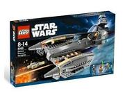 Lego Star Wars General Grievous Starfighter