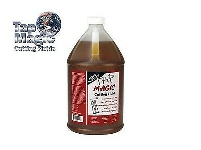 Tap Magic With Ep Xtra Tapping Drilling Milling Fluid 1 Gallon 10128e