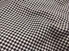 Fabric Medium Houndstooth Houndstooth