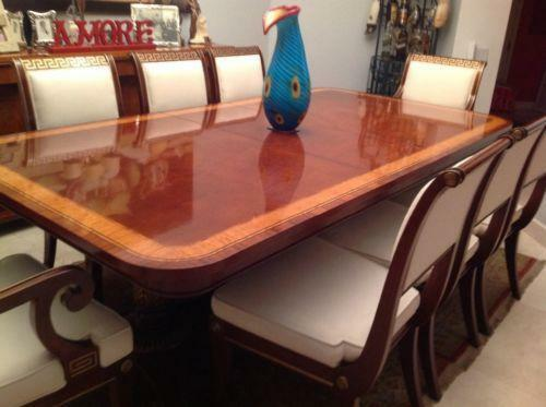 Baker Dining Table Ebay