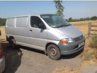 2005 Toyota Powervan (MOT 10/18) Export