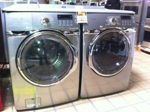 CHRISTMAS IS HERE WASHERS & DRYERS SALE
