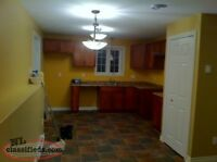 Beautiful two bedroom basement apartment with seperate driveway