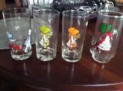 Holly Hobbie Coke Glasses