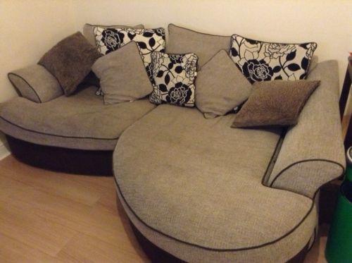 Corner Sofa Swivel Chair Ebay