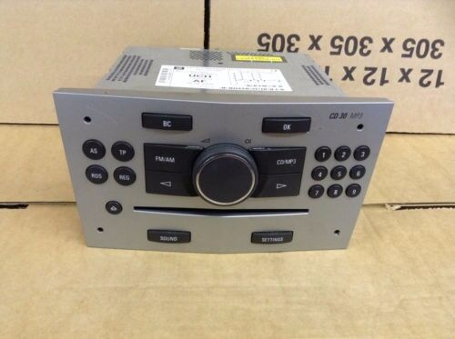 vauxhall astra h mk5 04 10 cd30 mp3 stereo cd player. Black Bedroom Furniture Sets. Home Design Ideas