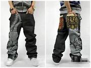 Mens Hip Hop Jeans