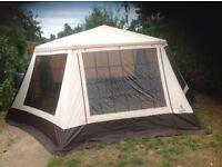 Trio frame tent