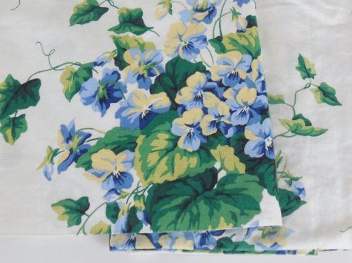 Waverly Sweet Violets Home Amp Garden Ebay