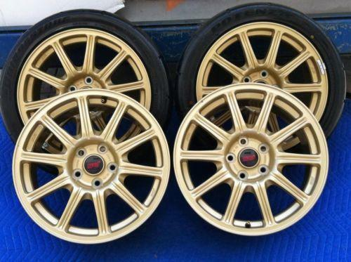 Sti Bbs Wheels Tires Amp Parts Ebay
