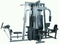 Wanting gym equipment