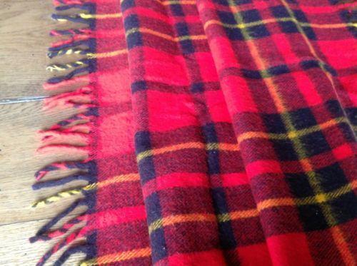 100 Wool Blanket Ebay