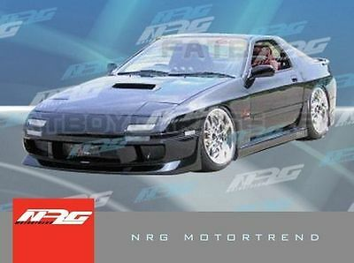 For RX7 1986-1992 Mazda GP DR side skirts Fiberglass body kit DR-172S