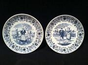 Delft Holland Plate