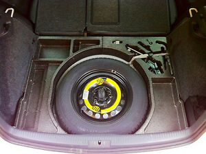 VW Spare Tire 17in