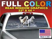 Chevy Truck Window Decals