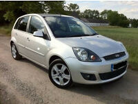 2007 57 FORD FIESTA 1.2 ZETEC CLIMATE 16V 5d 78 BHP, MOT SEP 2017, ALLOY WHEELS, SPARE KEY