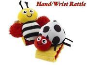 Baby Hand Rattles