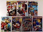 Sonic the Hedgehog Comic Book Collections