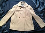 Ladies Camel Coat