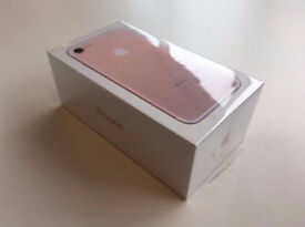 iphone 7 rose gold 32gb new sealed 02