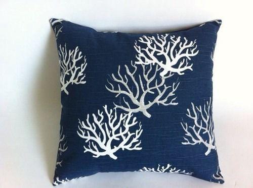 Nautical Pillow Covers Ebay