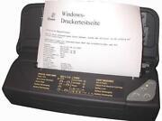 Minidrucker