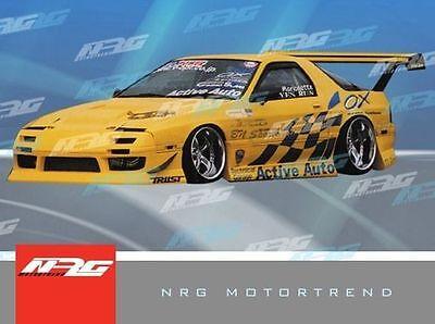 For RX7 86-92 Mazda NB Fiberglass full body kit NB-172FK Free Shipping