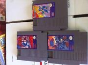 Mega Man NES Lot