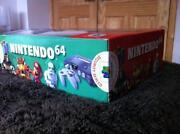 Nintendo 64 Console Boxed