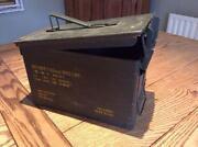 Military Storage Box