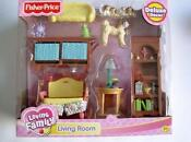 Fisher Price Loving Family Furniture New