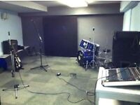 Rehearsal Studio Space Music Studio West London