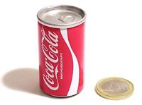 Miniatura Mignon Mini Lattina Coca Cola - Cont. Cl. 2,5 Rara -  - ebay.it