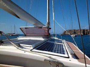 255 W Solar Power for Your Boat or RV