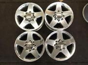 GMC Sierra Factory Wheels